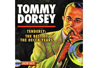 Tommy Dorsey - Tenderly: The Best Of The Decca Years  - (CD)