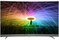 TCL U55P6096 LED TV (Curved, 55 Zoll/139 cm, UHD 4K, SMART TV, Android TV)
