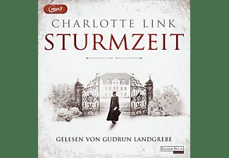 Gudrun Landgrebe - Sturmzeit  - (MP3-CD)