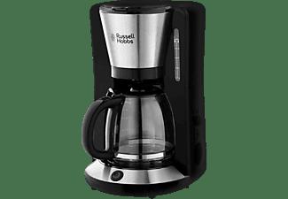 RUSSELL HOBBS 24010-56 Adventure Kaffeemaschine Edelstahl/Schwarz