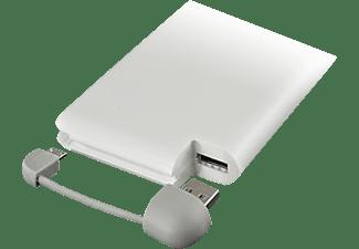 ISY IAP-3800 Powerbank 8.000 mAh Weiß