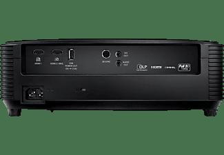 OPTOMA HD144X Beamer(Full-HD, 3D, 3200 ANSI-Lumen