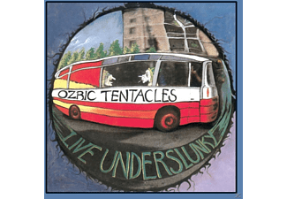 The Ozric Tentacles - Live Underslunky  - (CD)