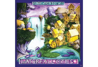 The Ozric Tentacles - Waterfall Cities  - (CD)