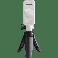 HAMA Pocket Smartphone Dreibein Ministativ, Weiß