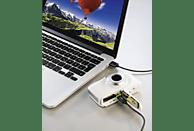 HAMA Micro USB-Kabel, Foto, Video, Schwarz