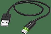 HAMA USB TYPE-C, Ladekabel, 1 m, Schwarz