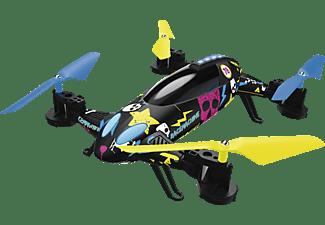 "HAMA 2in1-Quadrocopter/RC-Car ""Racemachine"", 6-Achsen-Gyro-Sensor, 720p-Kamera"