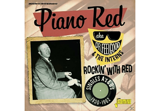 Piano Red - Rockin' With Red  - (CD)