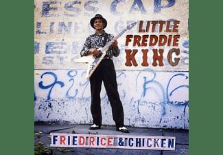 King Little Freddie - Fried Rice & Chicken  - (CD)