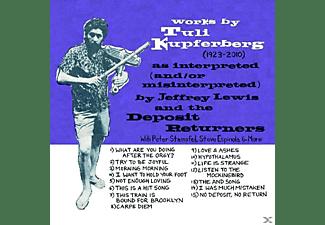 Jeffrey Lewis - Works By Tuli Kupferberg 1923-2010  - (CD)