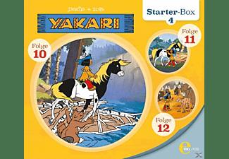 Yakari - (4)Starter-Box  - (CD)