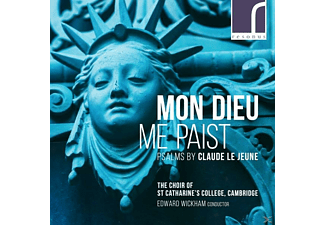Edward/Choirs of St.Catherines's College Wickham - Mon Dieu-Me Paist - (CD)