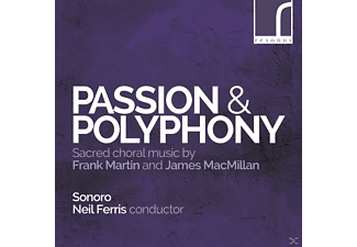 Neil/sonoro Ferris - Passion & Polyphony - (CD)