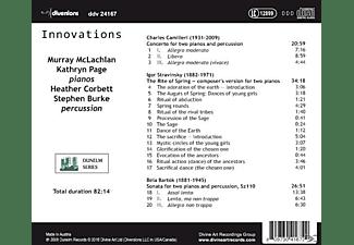 McLachlan/Page/Corbett/Burke - Innovations  - (CD)