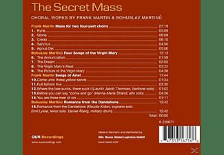 Lykke/Aberg/Creed/Danish National Vocal Ensemble - The Secret Mass  - (SACD)