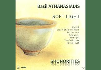 Shonorities - Soft Light  - (CD)