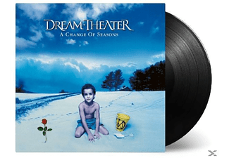 Dream Theater - A Change Of Seasons - (Vinyl)