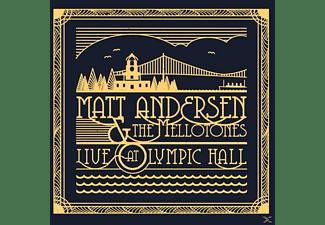 Matt & The Mellotones Andersen - Live At Olympic Hall  - (CD)