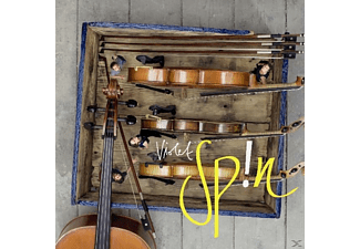 Violet Spin - Face 2 Face  - (CD)