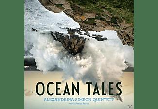 Alexandrina Simeon Quintett,Brown,Benny - Ocean Tales  - (CD)