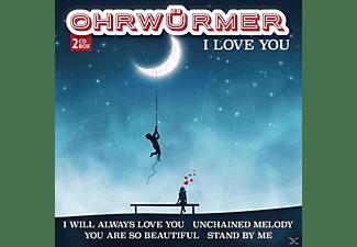 VARIOUS - Ohrwürmer - I Love You  - (CD)