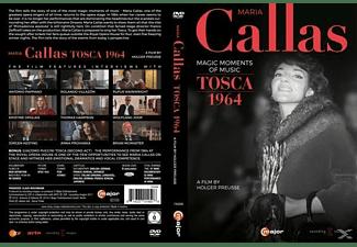 MARIA CALLAS MAGIC MOMENTS OF MUSIC DVD