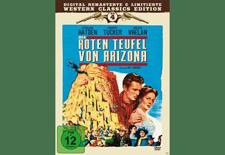 Die roten Teufel von Arizona (Ltd. Mediabook) DVD