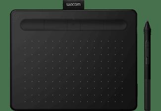 WACOM Grafiktablett Intuos Small mit Bluetooth, schwarz (CTL-4100WLK-N)