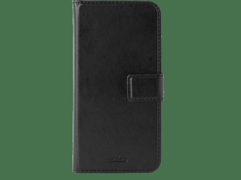 PURO Milano , Bookcover, Samsung, Galaxy S9+, Kunstleder, Schwarz
