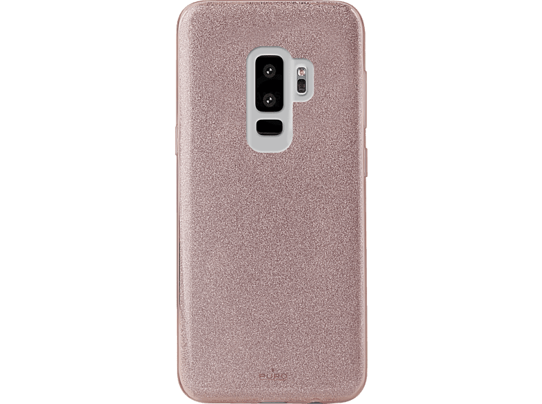 PURO Shine Over , Backcover, Samsung, Galaxy S9+, Rosegold