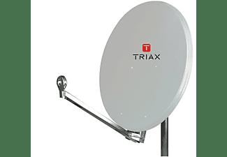 HIRSCHMANN Sat Antenne AE 75 Quatro Switch - Lichtgrau - RAL 7035