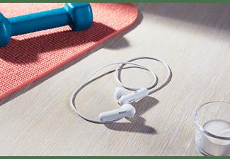 SONY WI-SP500, In-ear Kopfhörer Bluetooth Weiß
