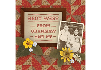Hedy West - From Granmaw And Me  - (CD)