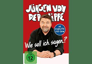 Wie soll ich sagen DVD