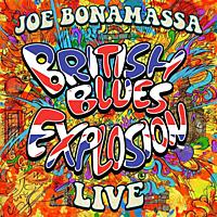 Joe Bonamassa - British Blues Explosion Live (2CD) [CD]