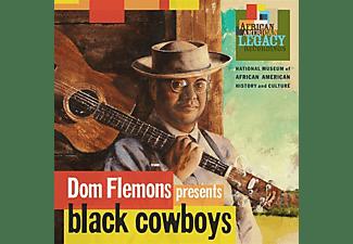 Dom Flemons - Dom Flemons presents Black Cowboys  - (CD)