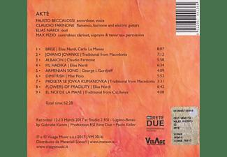 Fausto-claudio Farinone-elisas Nardi-m Beccalossi - Akté  - (CD)