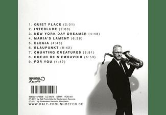 Ralf Frohnhöfer Jazz Ensemble - Blaupunkt  - (CD)