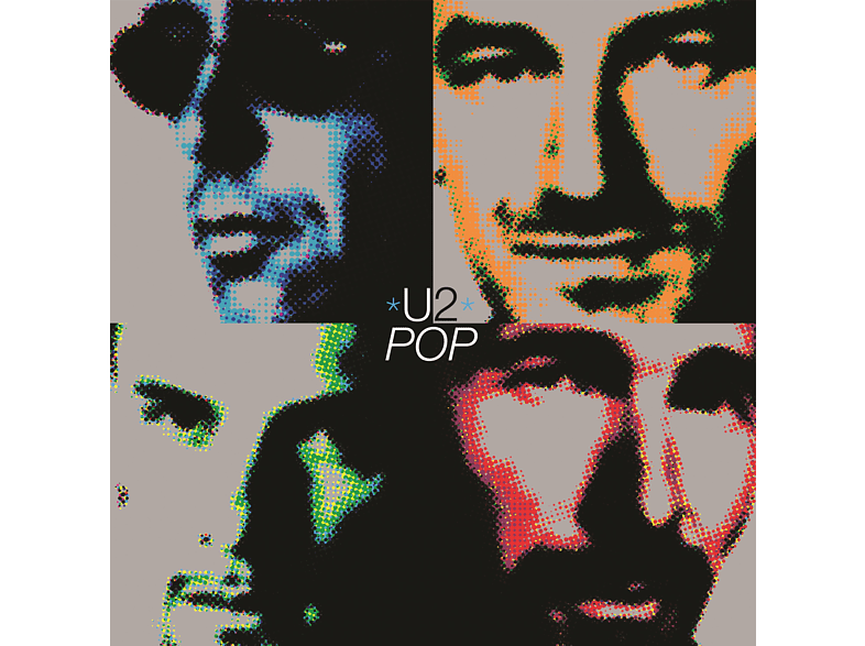 U2 - Pop (Remastered 2017) [Vinyl]