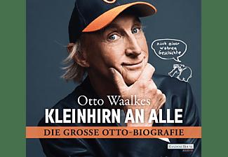 Otto Waalkes - Kleinhirn an alle  - (CD)