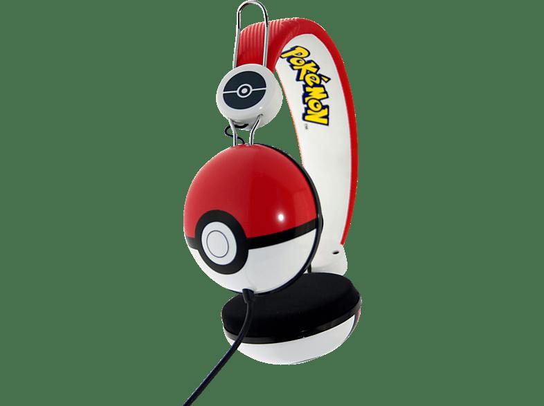 OTL Pokemon Pokeball Tween, On-ear Kopfhörer  Blau