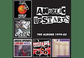 Angelic Upstarts - The Albums 1979-82  - (CD)