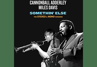 Miles Davis, Cannonball Adderley - Somethin' Else-The Stereo & Mono Versions+12 B  - (CD)