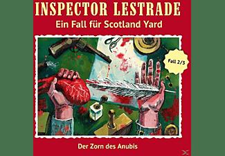 Inspector Lestrade - Inspector Lestrade - Der Zorn Des Anubis (Folge 2)  - (CD)