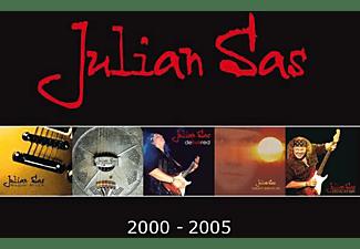 Julian Sas - 2000-2005  - (CD)