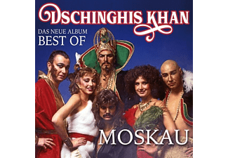 Dschinghis Khan - Moskau (Best Of)  - (CD)