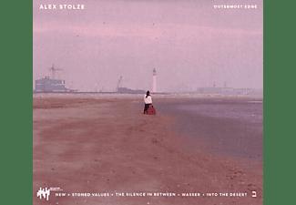 Alex Stolze - Outermost Edge (Digisleeve+Poster)  - (CD)