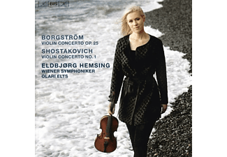 Hemsing Eldbjorg - Violinkonzerte  - (SACD)