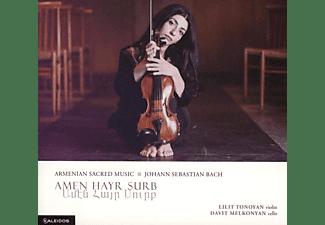 Tonoyan,Lilit/Melkonyan,Davit - Amen Hayr Surb  - (CD)